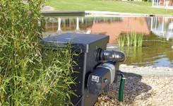 Оборудование для прудов и водоёмов